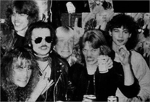 Mercyful Fate & Slayer 1984
