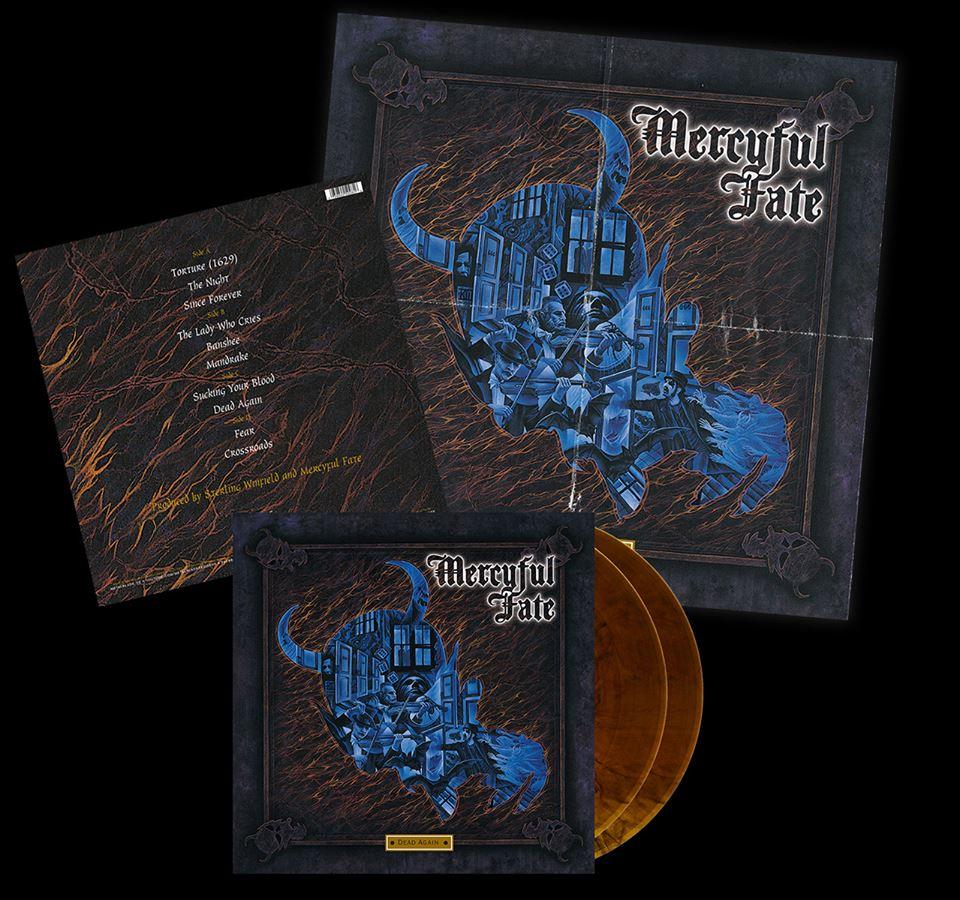 "Mercyful Fate ""Dead Again"" originally released 1998"