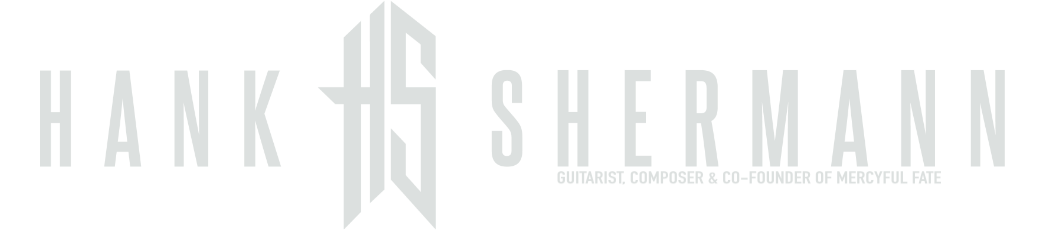 Hank Shermann | Official Website logo